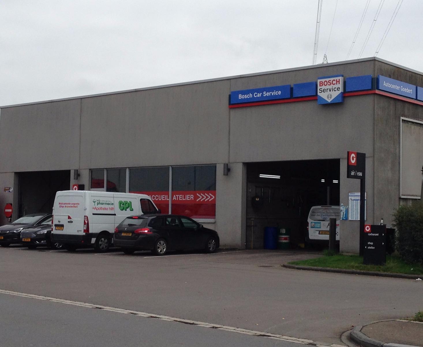 Affiliation Bosch Car Service
