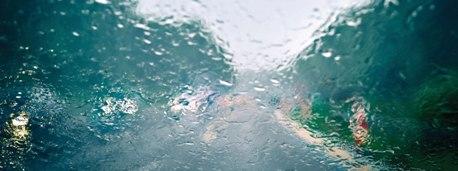 Visibiltié sous la pluie